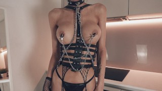 Perfect Body Babe Playing Submissive TRAILER - WhornyFilms
