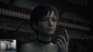 RESIDENT EVIL 0 NUDE EDITION COCK CAM GAMEPLAY #1