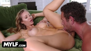 MILF Chefs with Big Boobs Ivy Lebelle and her Friends Serve their Thick Butts Covered with Cream