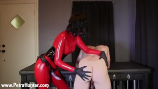 Spanked, Probed, and Pegged