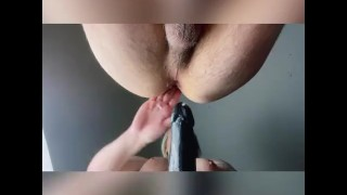Mistress Fucking with 7 Inch Cock